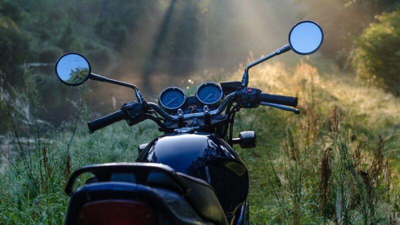 摩托車、座車和我