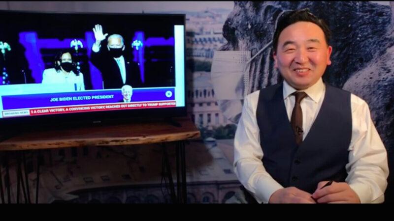 《石濤聚焦》美國選舉政變:拜登與兒子亨特同台祝賀「當選」 嘲諷了所有神的子民
