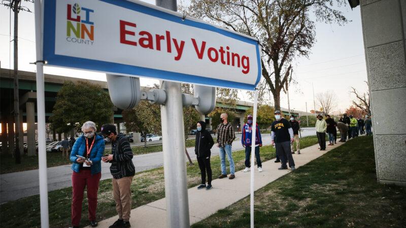 美疾控中心发布指南 感染中共病毒者可亲自投票