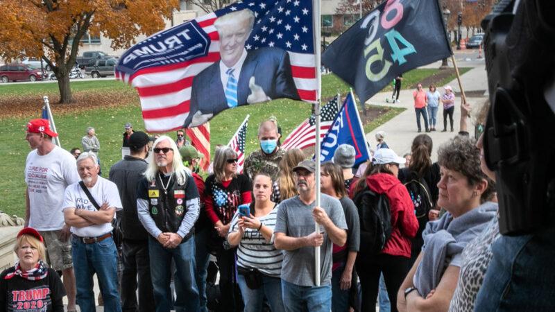 密歇根州新诉讼  要求宣布选举结果无效