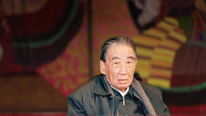 原中央警衞局長楊德中病逝 一度被逐出中南海