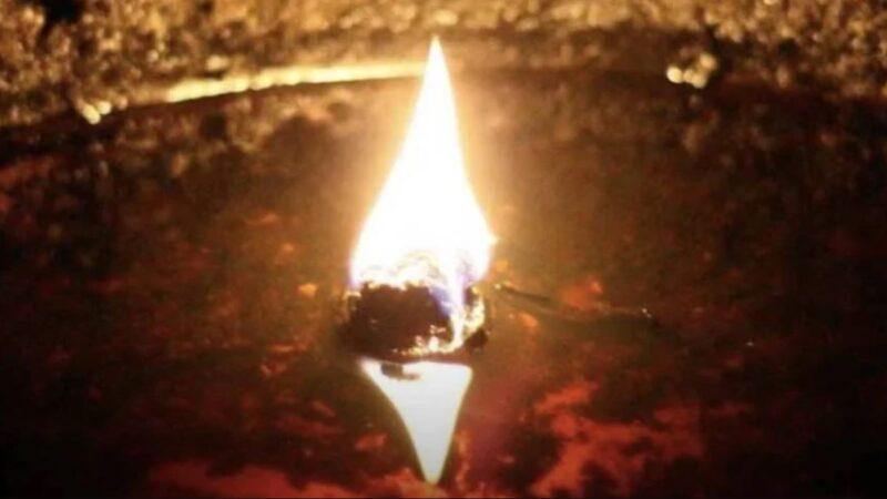 秦始皇陵长明灯千年不灭之谜终于被破解!