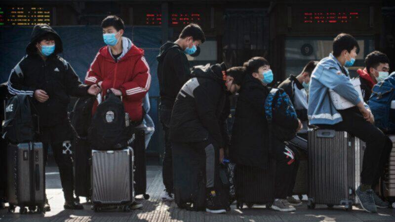 中国人回国更难 因私护照停办