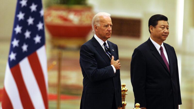 外媒析北京不賀拜登的關鍵原因