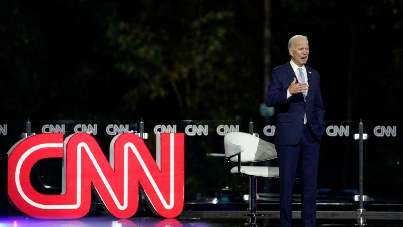 錄音曝光CNN老闆操控大選 禁報亨特醜聞