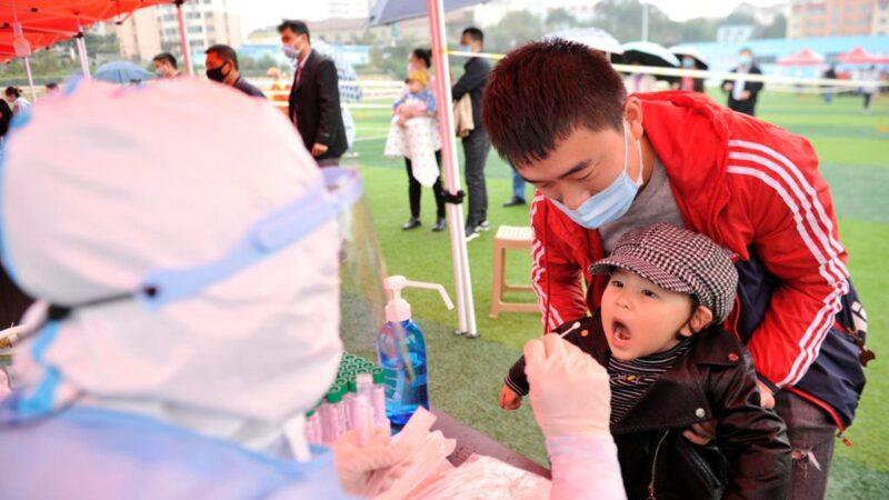 中國各地疫情再燃 多市進入「戰時狀態」