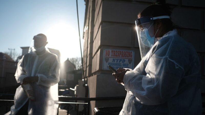 民调:6成美国人认为 中共应赔偿疫情损失