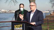斯静格竞选纽约市长 承诺为移民服务