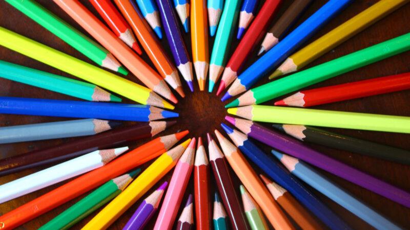 16格色彩心理測驗 看你的性格優缺點(組圖)