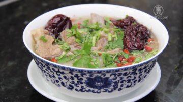 【玉玟廚房】冬季滋補 蘿蔔羊肉鮮湯