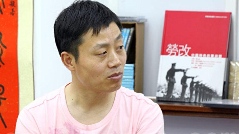 陳光誠:杜斌,成為黨國的敵人是光榮的