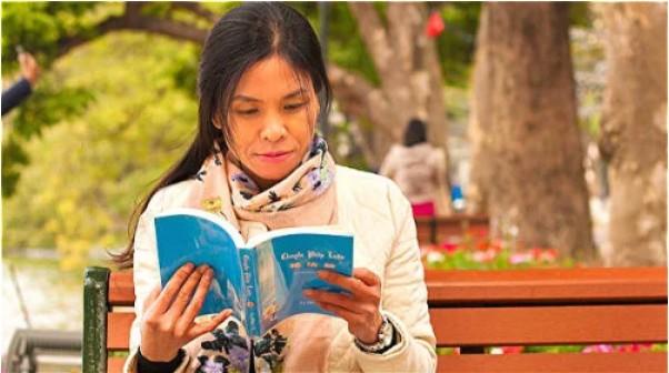 奇迹 越南女记者从面临失明到重见光明
