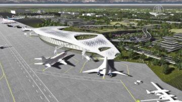 全球首家商業航空站建商Axiom休斯頓設總部