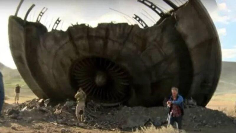 UFO坠毁美国市郊  外星人尸体研究后获惊人发现