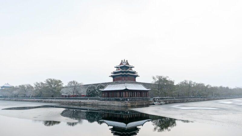 霸王级寒流侵袭中国 全国拉响寒潮警报