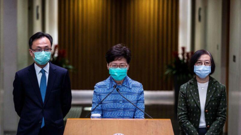 香港公務員被要求下月簽字效忠 不簽就開除