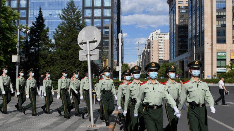 中國疫情來勢洶洶 各地取消跨年活動