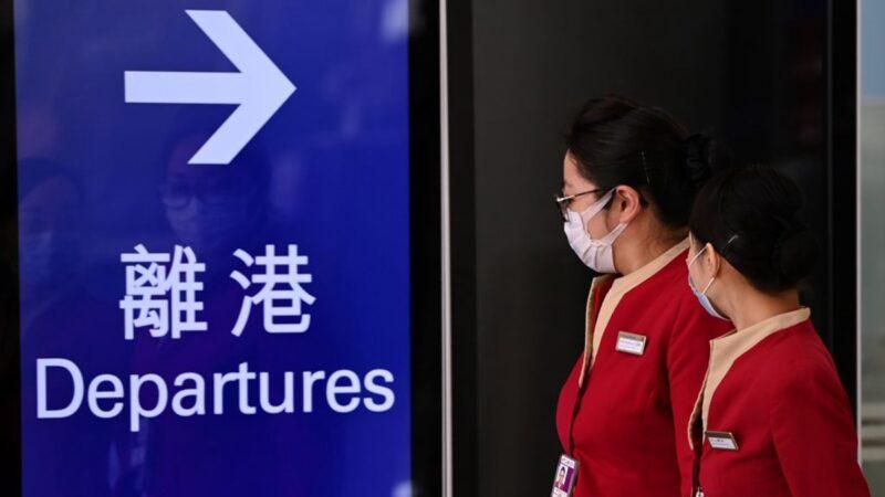 國安法「留島不留人」 香港正爆空前逃難潮