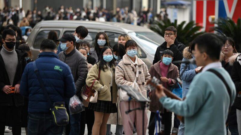 中國疫情四起民眾恐慌 「武漢人」悲劇重演