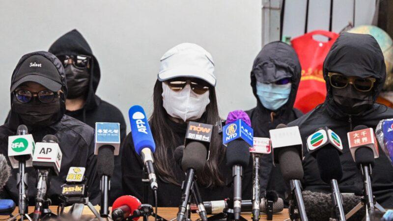 12港人案深圳宣判 最重3年徒刑