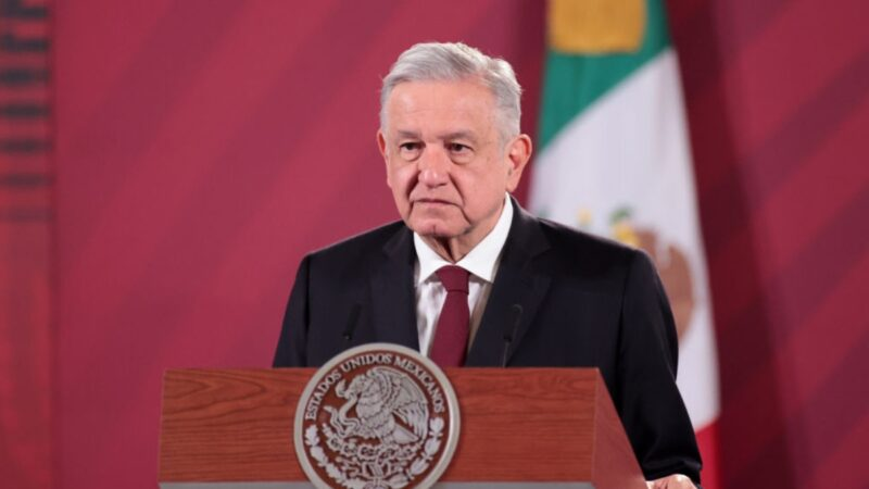 世卫指责墨西哥防疫  墨总统回呛: 封城是独裁行为