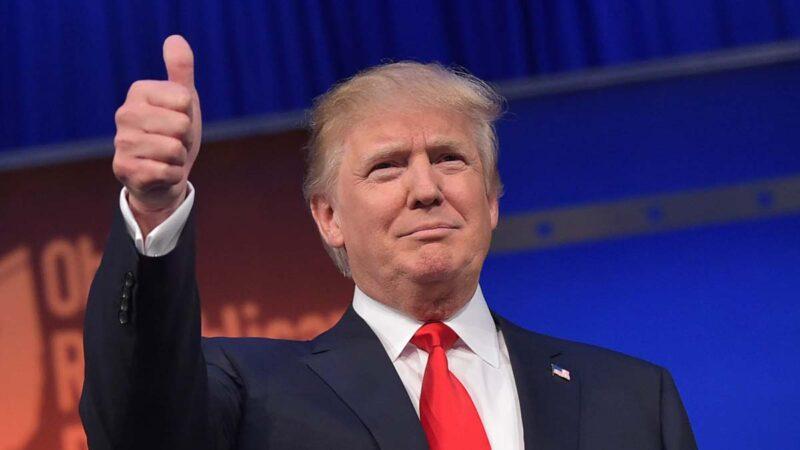 盖洛普民调:川普当选2020最受尊重的人