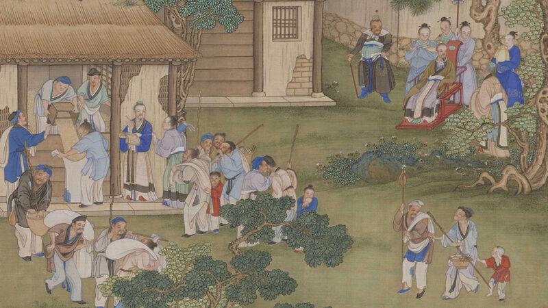 【馨香雅句】为何中国曾经万邦来朝