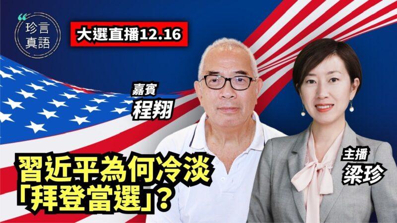 【珍言真语】程翔:紫荆党为中共'党人治港'预备