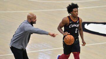 NBA小将比下三巨头 塞克斯顿助骑士破网