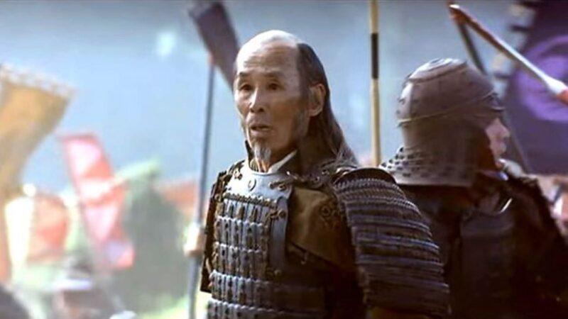 被砍5万次的男人 日本传奇演员元旦离世
