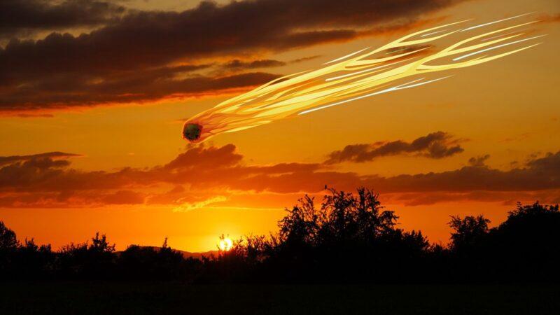 各国频降火流星 六星连珠 星相师预测更大灾难