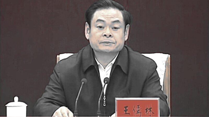 江派要员王儒林缺席多场会议 引发揣测