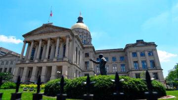 拒1週2次病毒檢測 眾議員被趕出喬州議會大廈