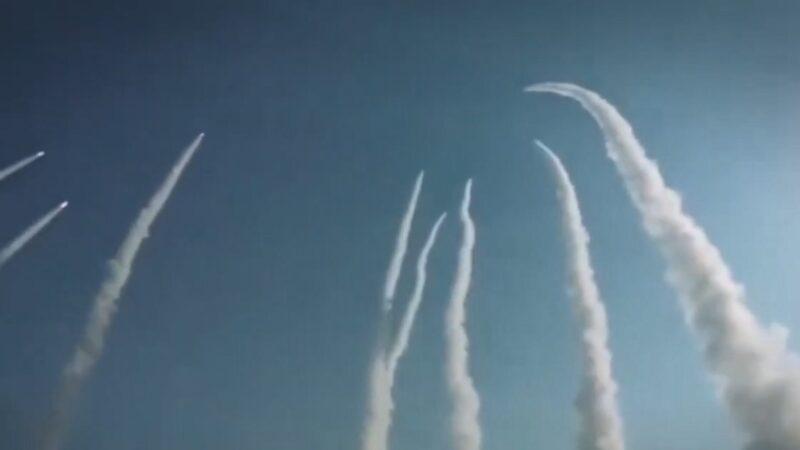 伊朗军演大量飞弹齐射 美再祭制裁含中国等7企业