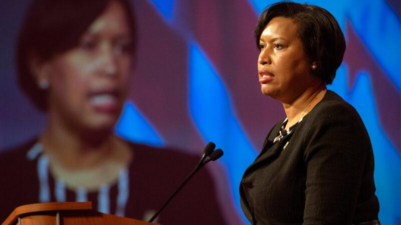 华府市长称华盛顿DC建州有望 拜登车牌藏信息