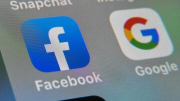 被質疑在國會暴力事件中角色 谷歌和臉書陷被動