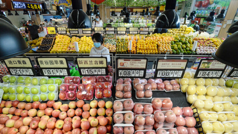 【晚間新聞簡訊】吃進口貨染疫?中國專家:概率低於空難