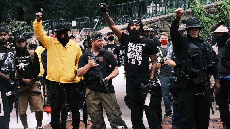 反川普組織頭目網上自吹:指揮部下衝擊國會