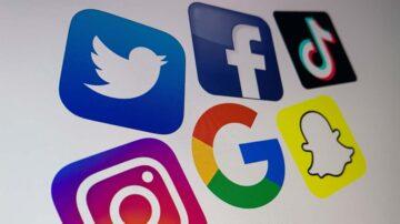 推特臉書大規模封殺噤聲 用戶紛紛「搬家」
