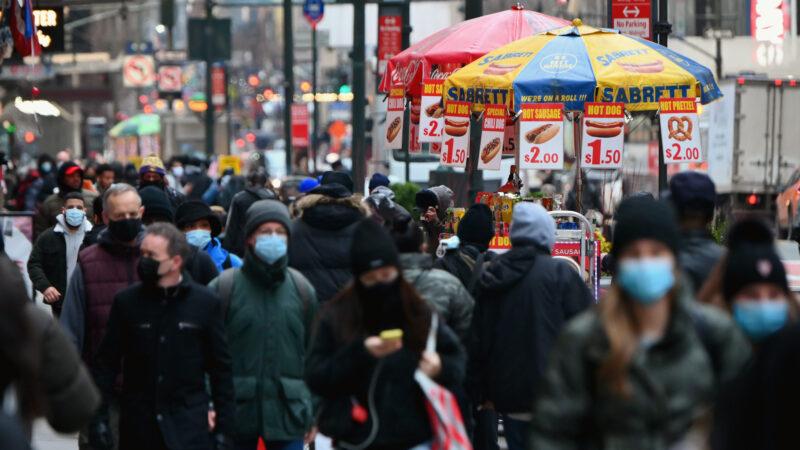 紐約54區感染率破10% 法拉盛高居第四