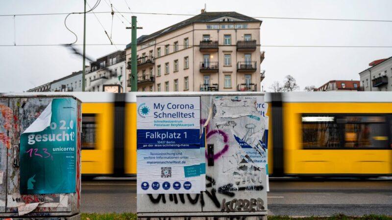 德国单日逾千人病殁创新高 拟提升防疫封锁措施