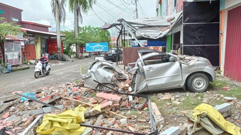 全球地震频传 危地马拉6.1地震尚未传出伤亡
