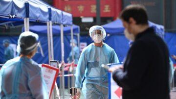 香港佐敦社区爆疫情 强制封约20栋大楼筛检