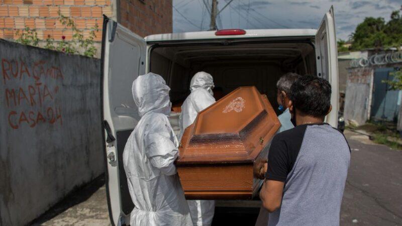 巴西連5天逾千人死 亞馬遜州醫療崩潰早產兒轉送他州