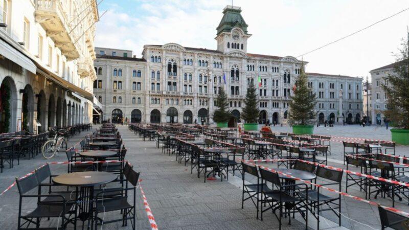 意大利數萬餐館開業 抵制疫情封鎖趕走警察(視頻)