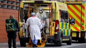 英國9.6萬人喪生 德國出現全新病毒變種