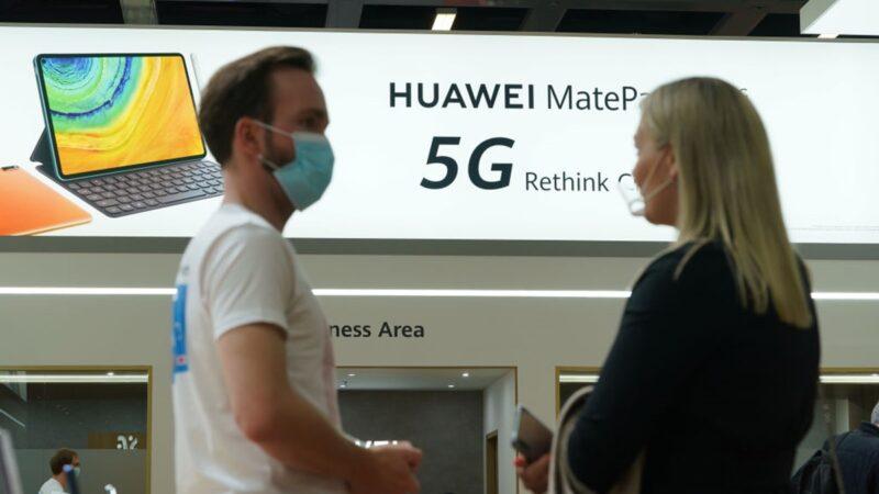 華為上訴失敗 瑞典5G踢走華為中興