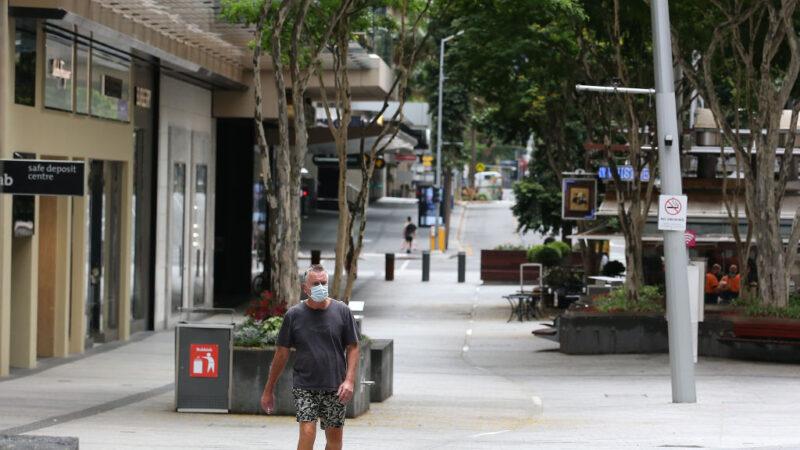 清洁工染上中共新变种病毒 澳洲布里斯本封锁3天