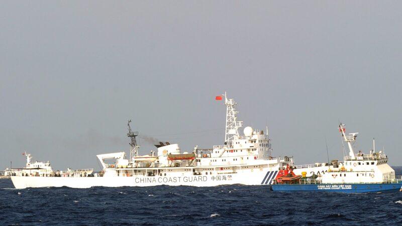 """中共通过""""海警法""""允许开火 南海局势添变数"""