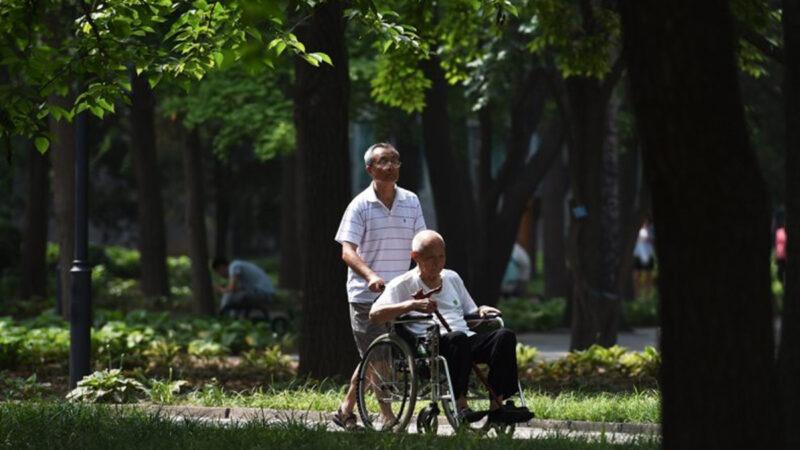 中國老齡化趨勢明顯 5年內將出現逾3億老年人